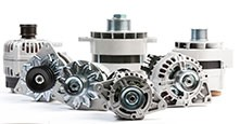 ALTERNATORS AND SPARE PARTS